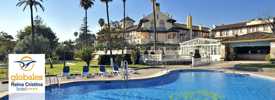 Hoteles Globales Reina Cristina - Algeciras - Cadiz